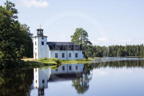 Oslättfors kyrka