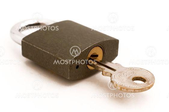 avaimen ja lukon