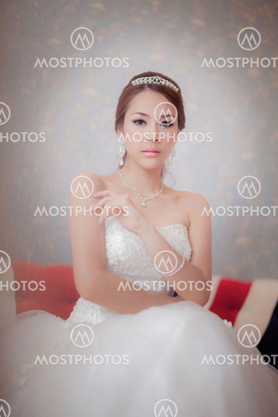 princess asian woman