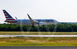 American Airline Boeing 767
