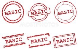 Basic stamps