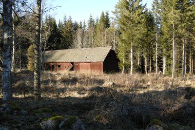 Very old farm house