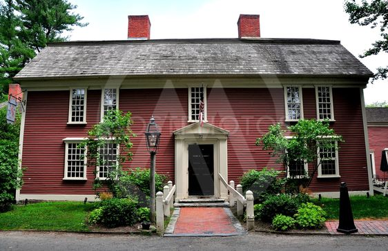 Sudbury, Massachusetts: 1716 Wayside Inn