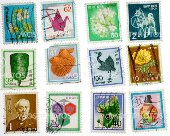 Collectible Use Stamps