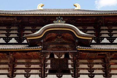 Main Hall of Todaiji Temple