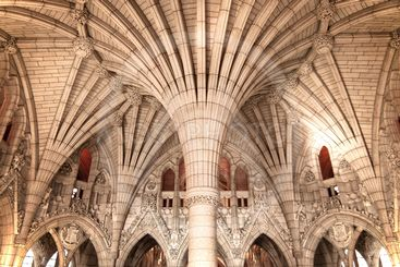 Gothic Rotunda