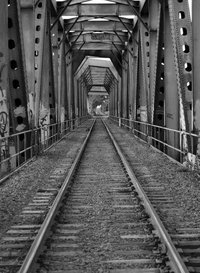 tracks like trains