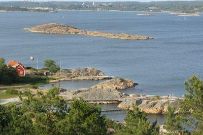 Archipelago in Bohuslän