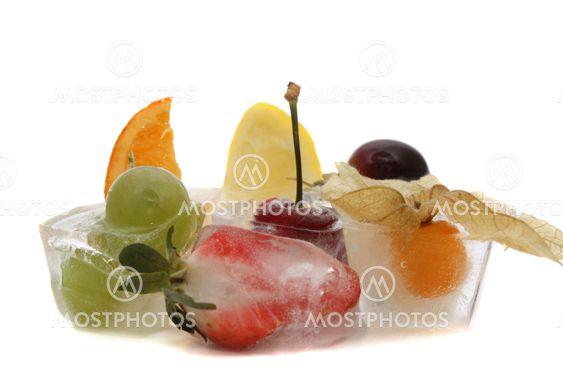 Jäädytetyt hedelmät