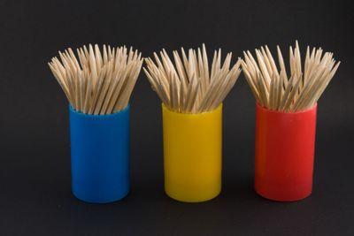 Toothpick Holders