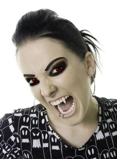 Vampire among us