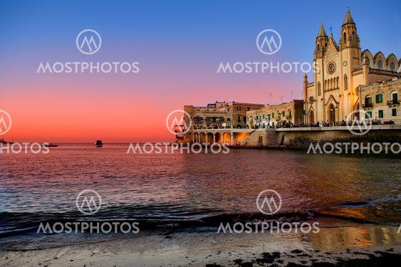 St. Julians Bay - Malta