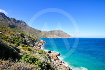 Cape Town, South Africa Coast