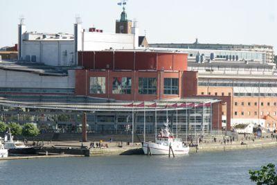 Opera house in Gothenburg