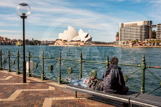 Sydney and the Opera House