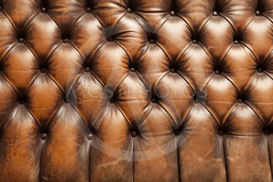 Luxury Brown Leather Sofa B By Andrii Afanasiev Mostphotos