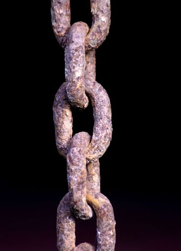 Old chain
