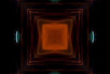 Kaleidoscope, a seamless abstract geometric pattern from...