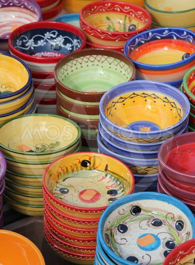 Provencal ceramics