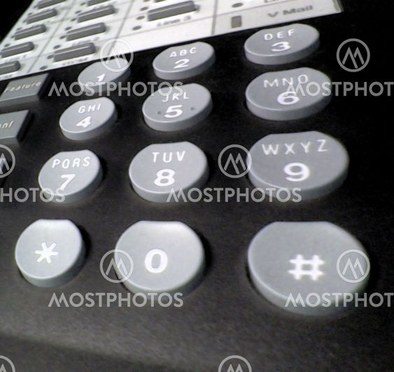 Phone Buttons