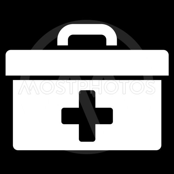 First Aid Toolbox Icon