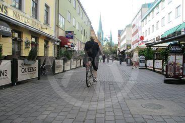 En cykeltur i Linköping