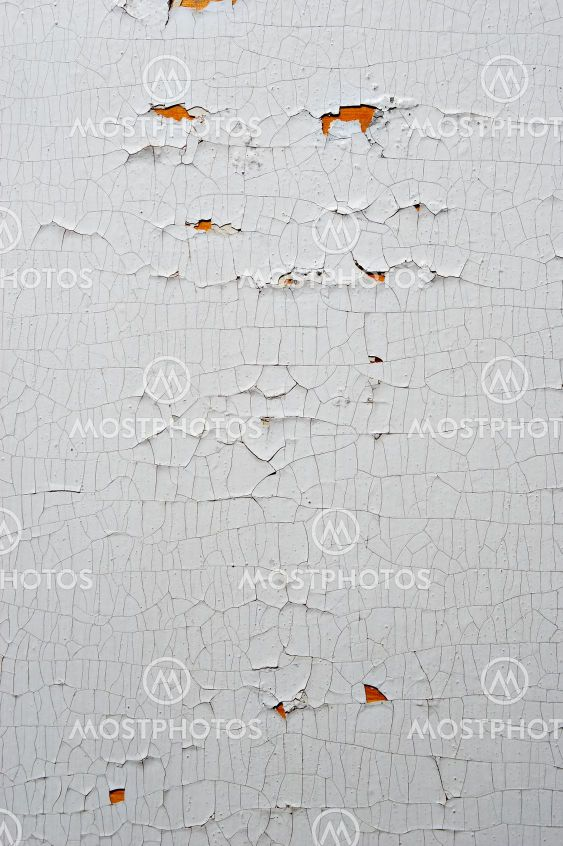 cracked paint