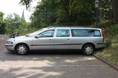 Volvo Funeral car