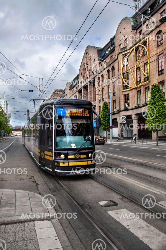 Stockholm, Hamngatan