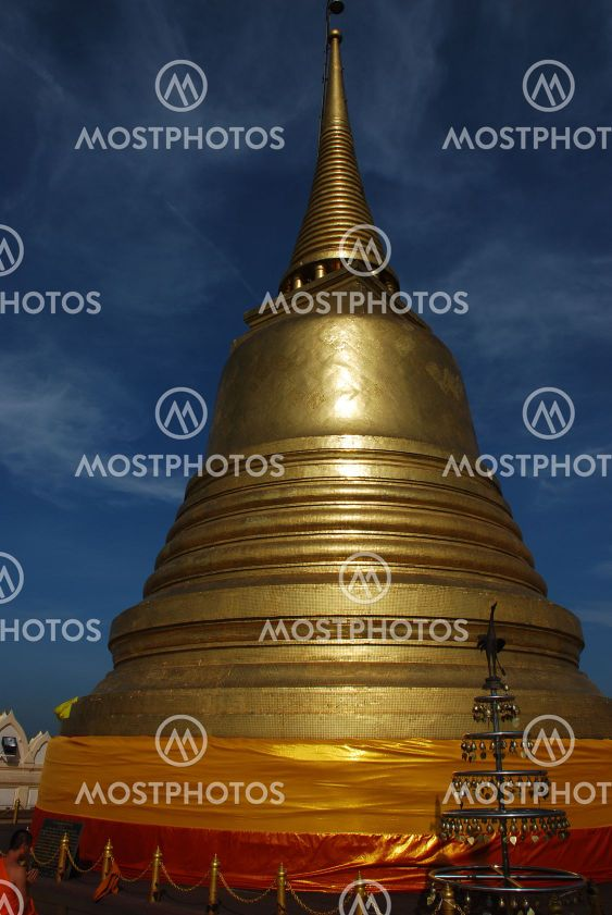 Golden Mountain Temple