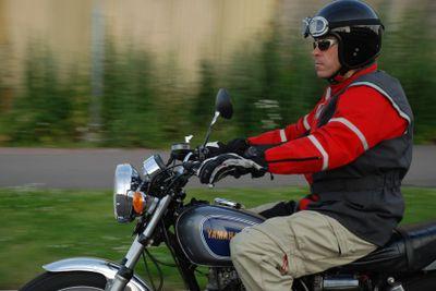 Motorcykel på Power Big Meet -07