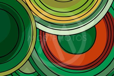 Endless Circles II