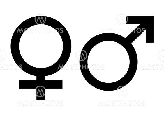 Jämställdhet symboler