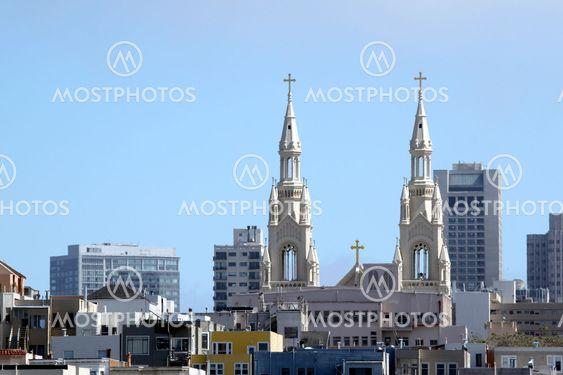 Kirken Top San Francisco