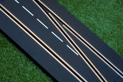 model track