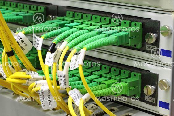 SC konnektorer i...