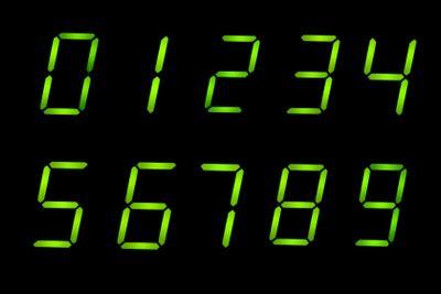 crystal numbers