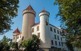 Konopiste Castle.