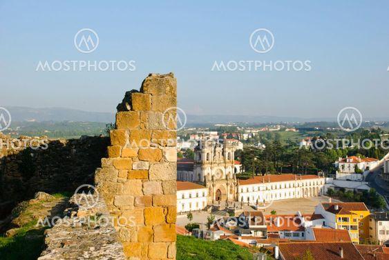 Alcobaça kloster, Portugal