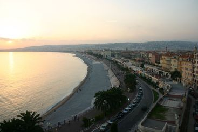 Nice seaside