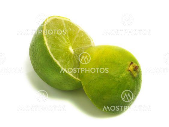 Cut apart lime