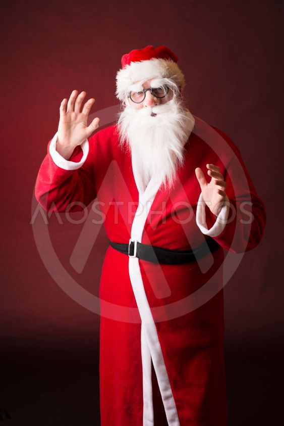 Jultomten - Ho ho ho, finns det några snälla barn här