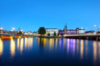 Stockholms city