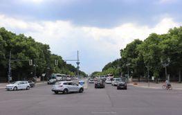 Tiergarten i Berlin