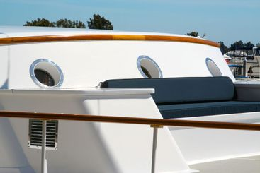 Abstract Boat Detail