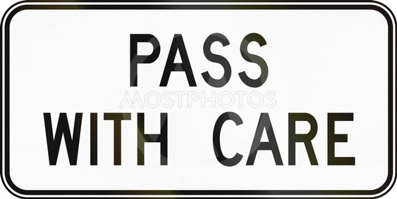 Pass With Care in Canada