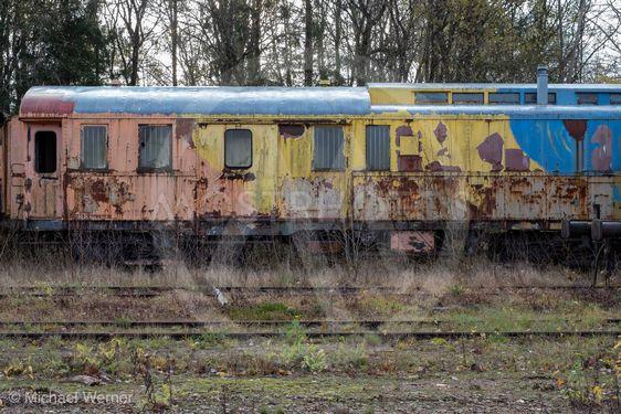 Järnvägsvagn