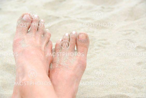 Sandy fötter