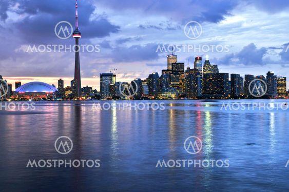 Toronto pilvenpiirtäjiä
