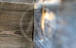 Wooden texture wall